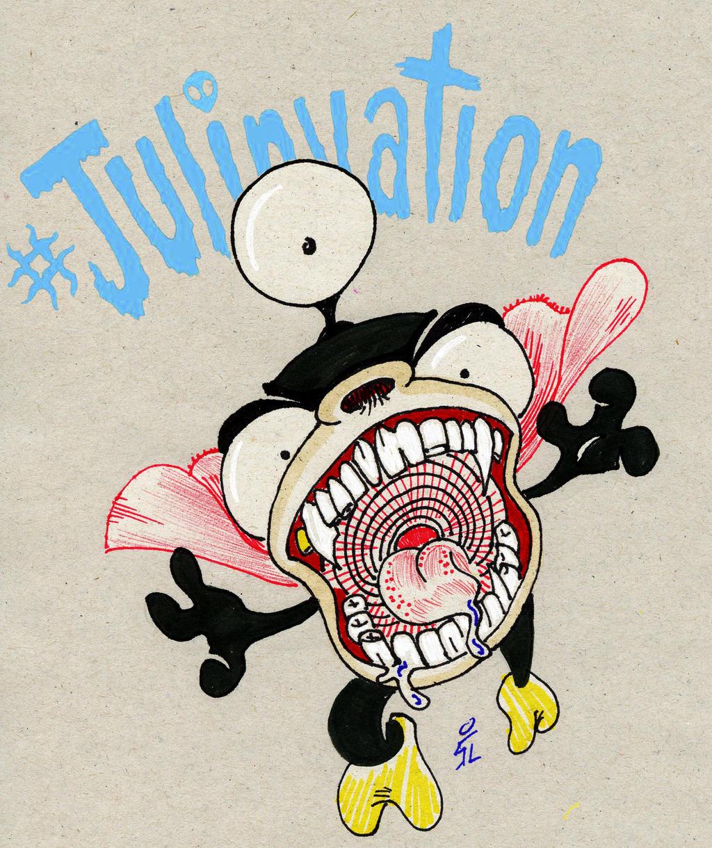Julinvation8Futurama by mrpulp-presenta