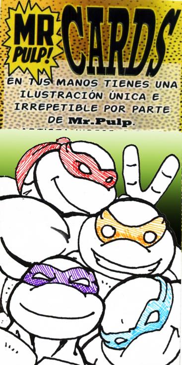 TMNT by mrpulp-presenta