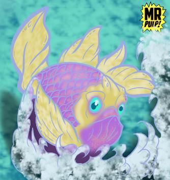 GeezerFish by mrpulp-presenta