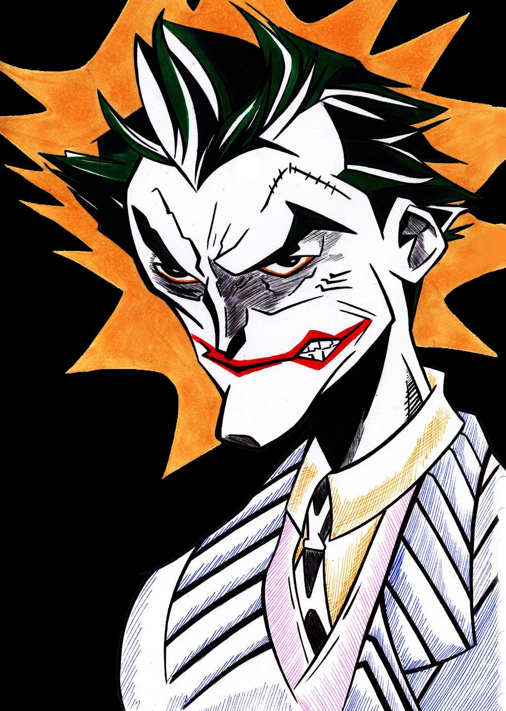 Joker Cumpleanero by mrpulp-presenta