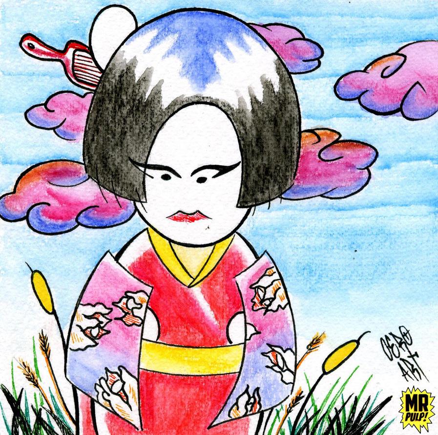 Nippon Doll by mrpulp-presenta