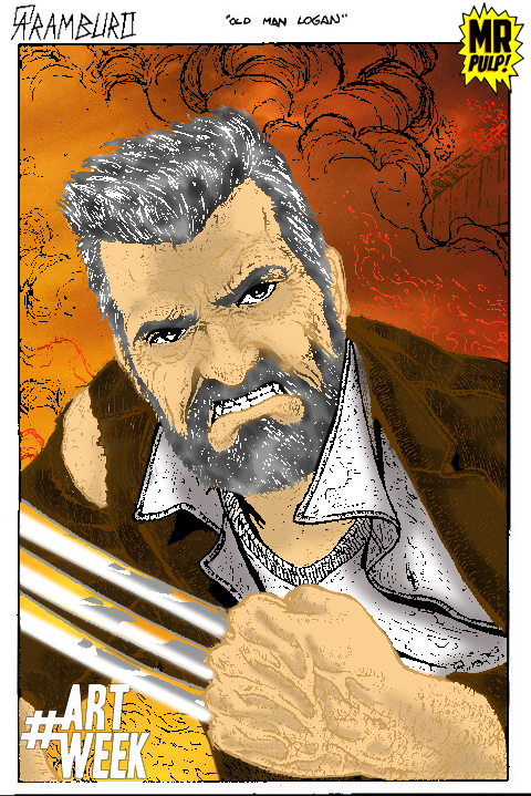 Old Man Logan by mrpulp-presenta