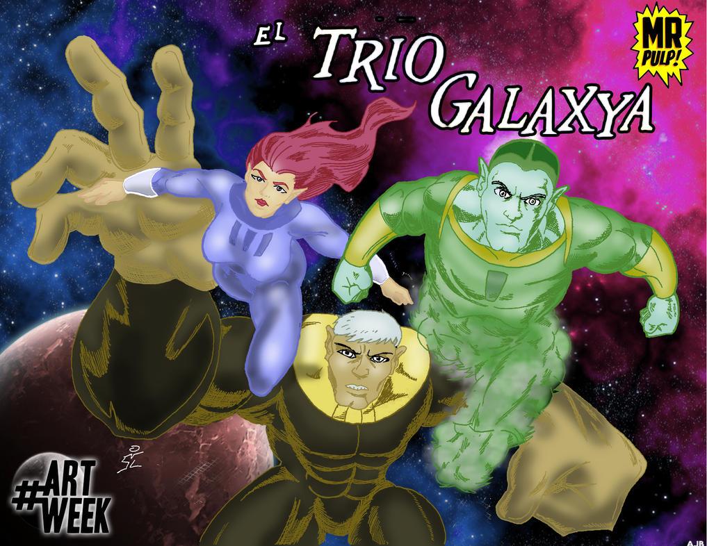 Trio Galaxy by mrpulp-presenta