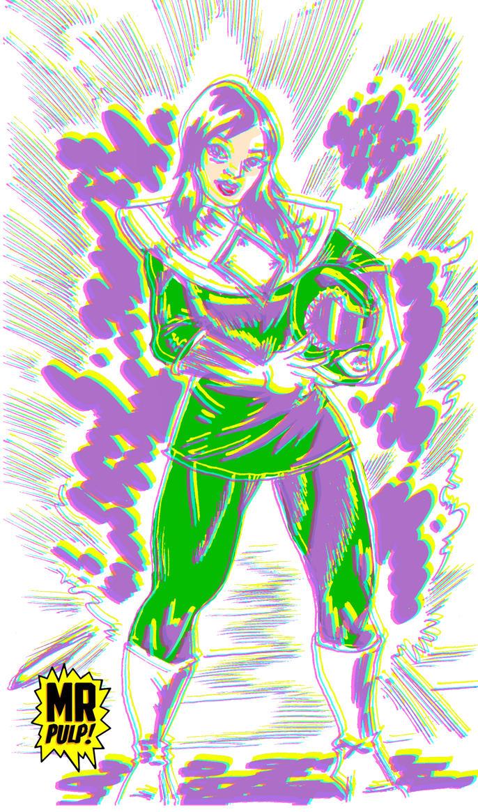 Green Ranger by mrpulp-presenta