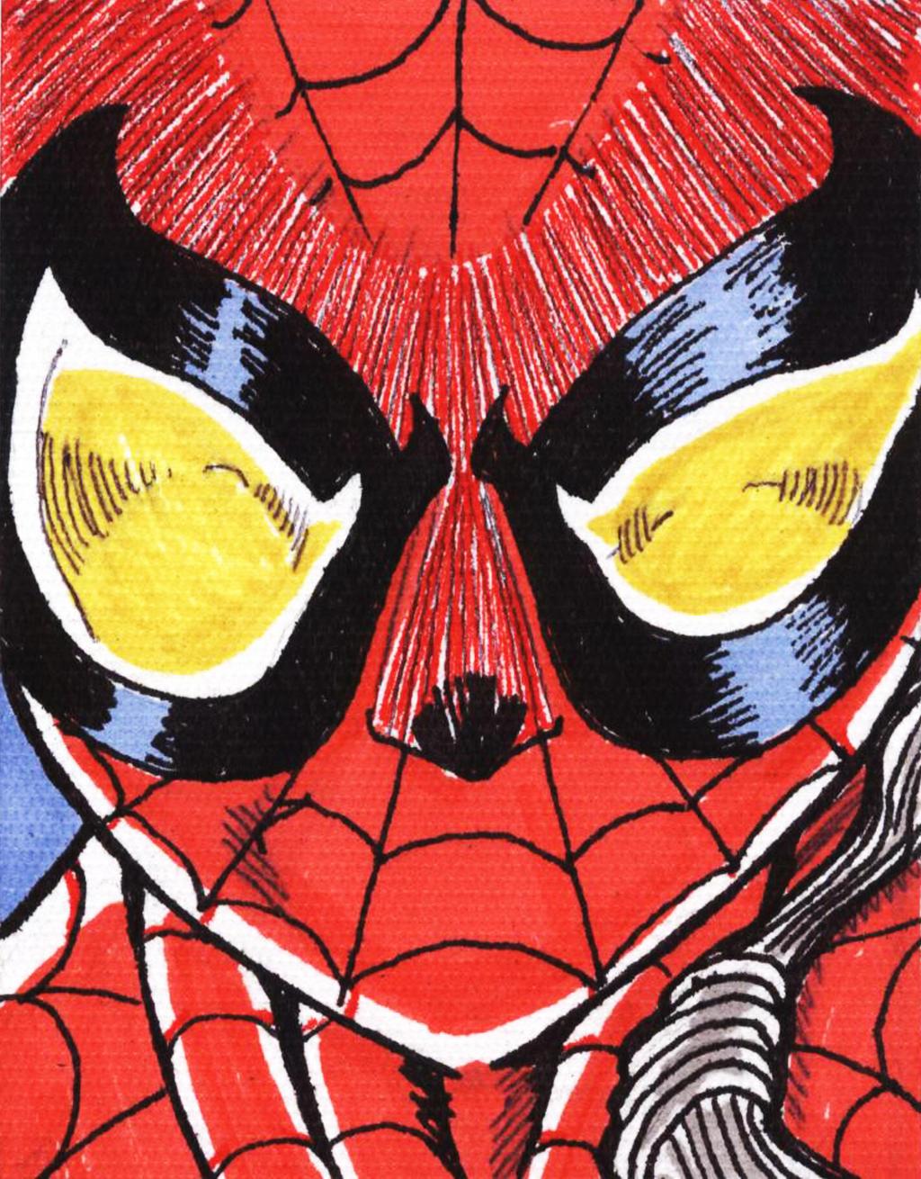 spiderGIRL by mrpulp-presenta