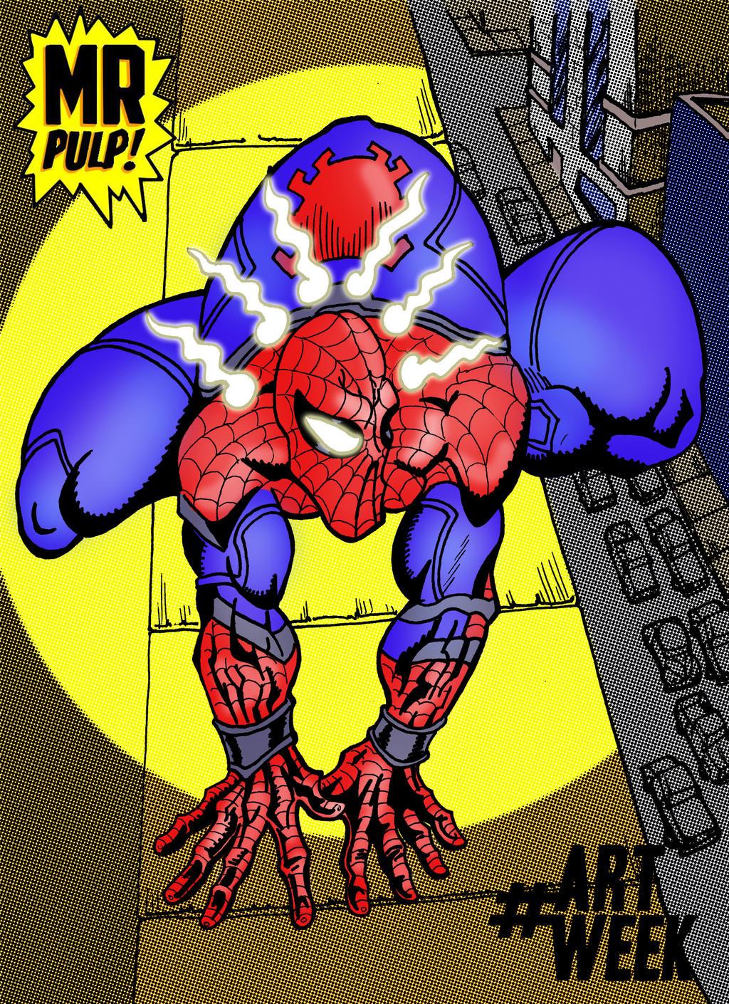 spider man hombre arana by mrpulp-presenta