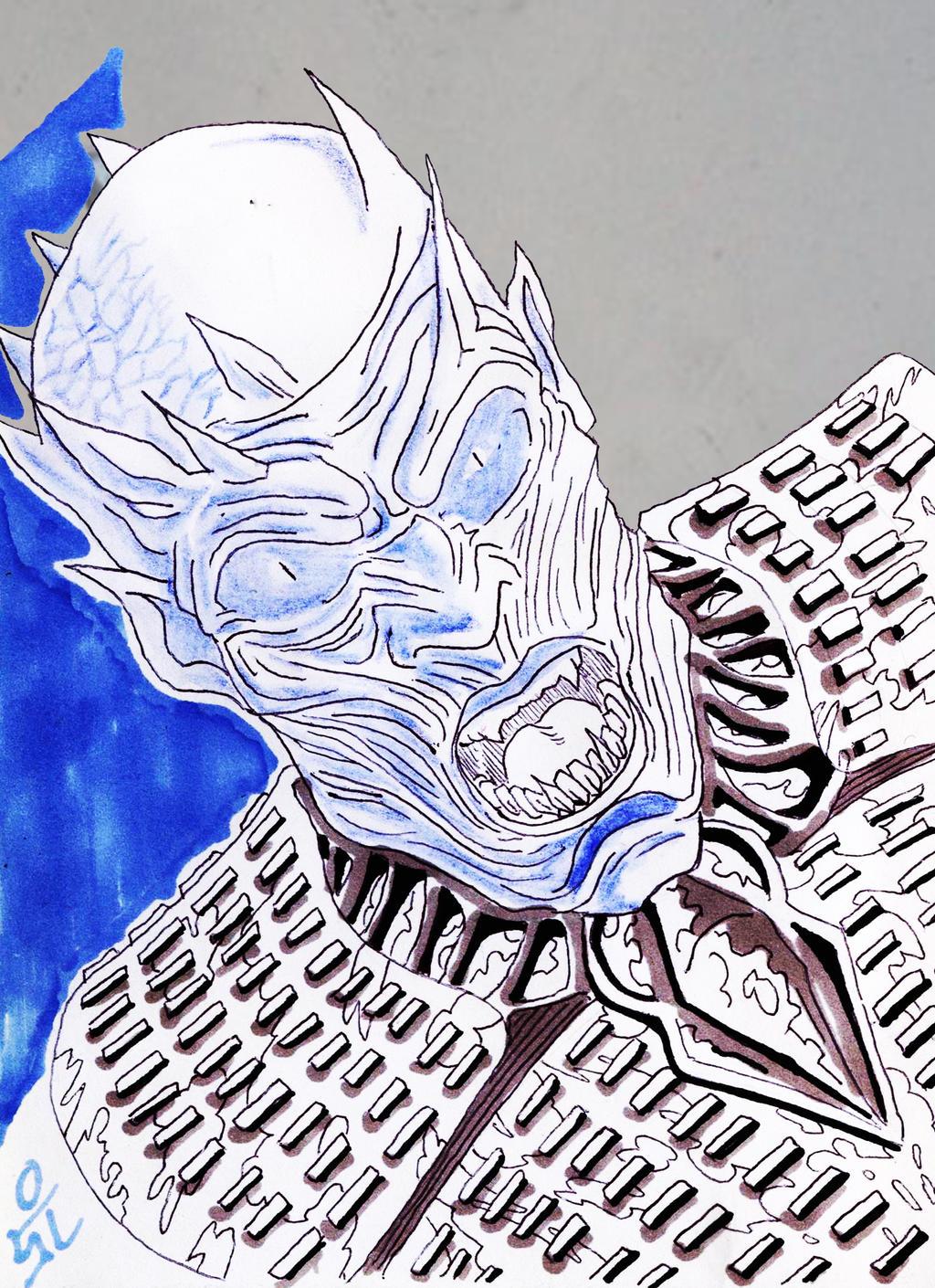 White Walker by mrpulp-presenta