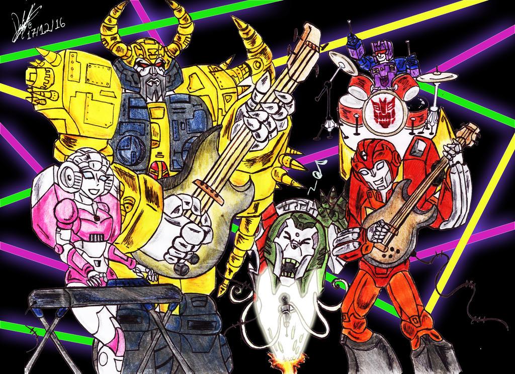 Cybertronic warriors by mrpulp-presenta