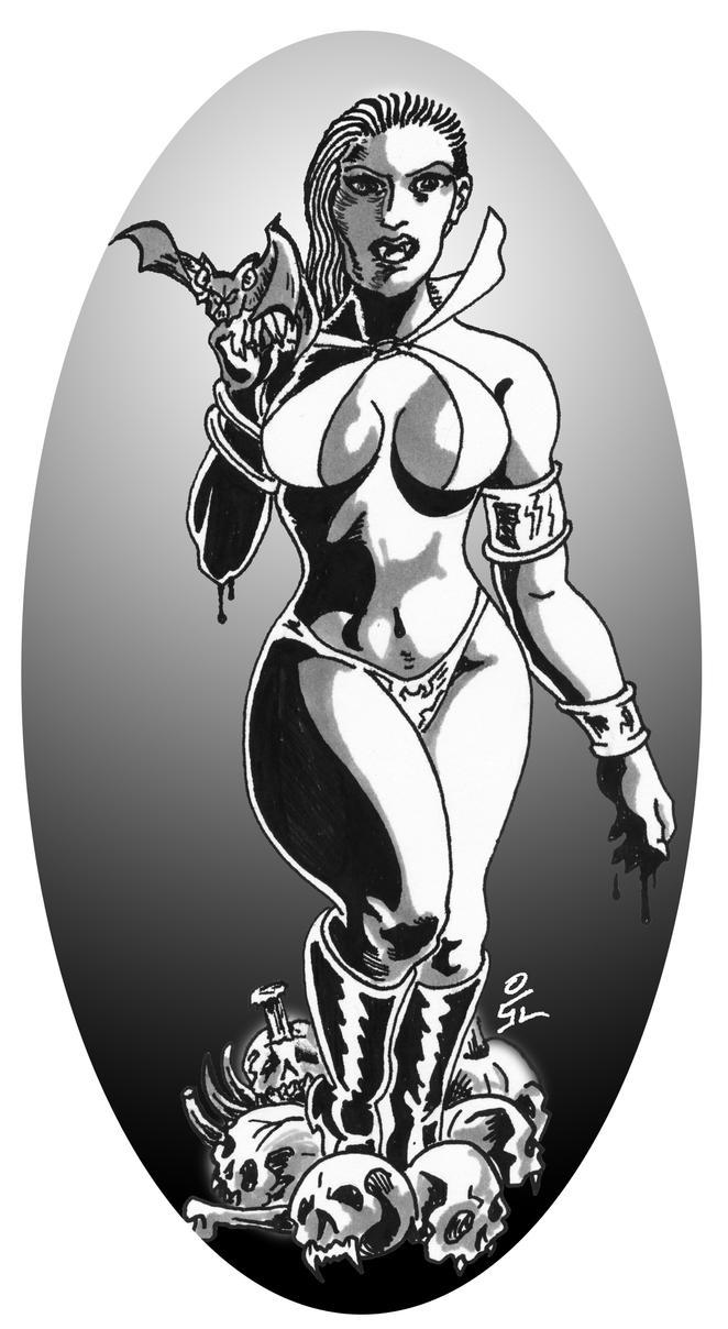 Vampirella by mrpulp-presenta