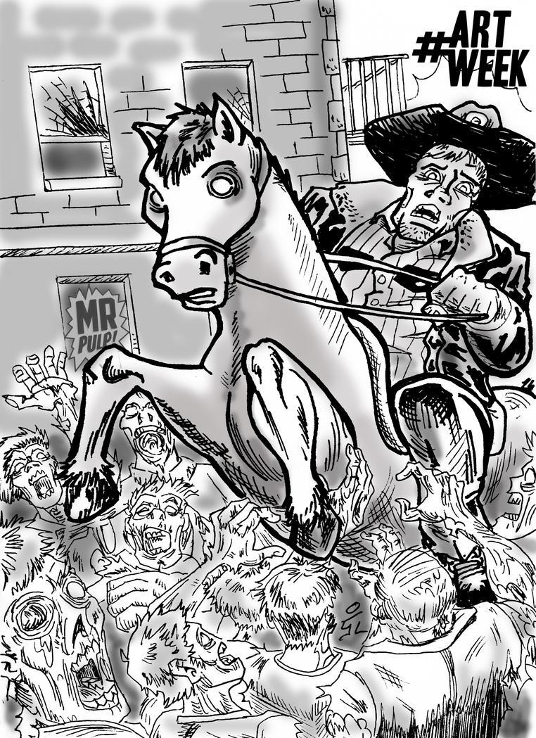 Caminantes Muertos by mrpulp-presenta