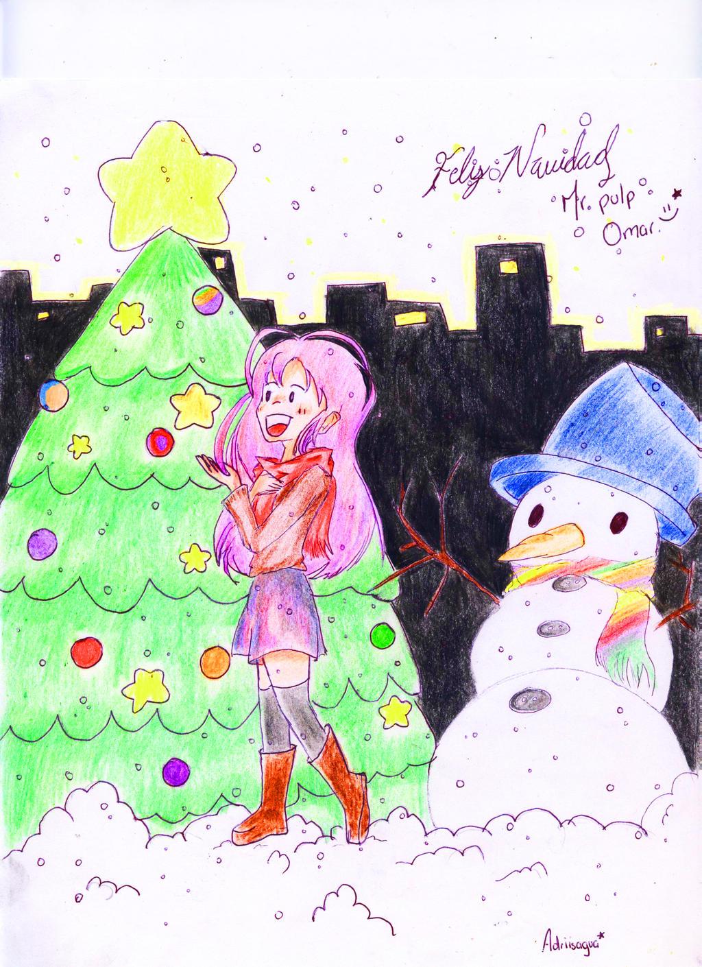 Morita Star Xmas by mrpulp-presenta
