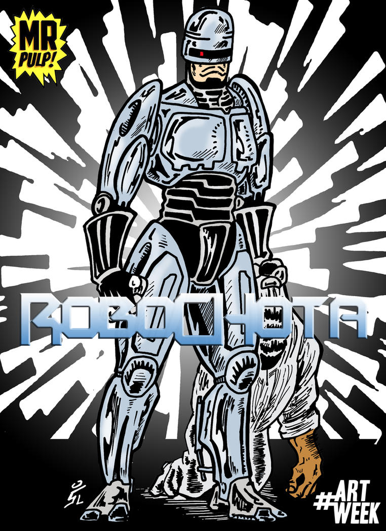 Robo-Chota by mrpulp-presenta