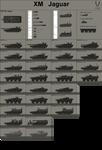 XM Combat vehicle Platform
