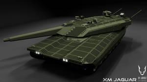 Jaguar XM