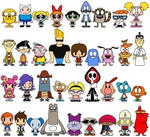 Favorite Cartoon Network Characters