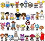 Favorite Cartoon Network Characters