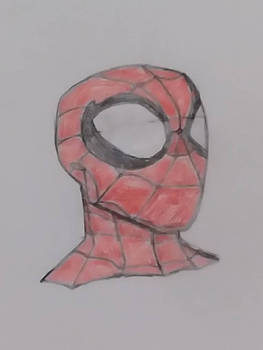 My Drawing of Spider-Man
