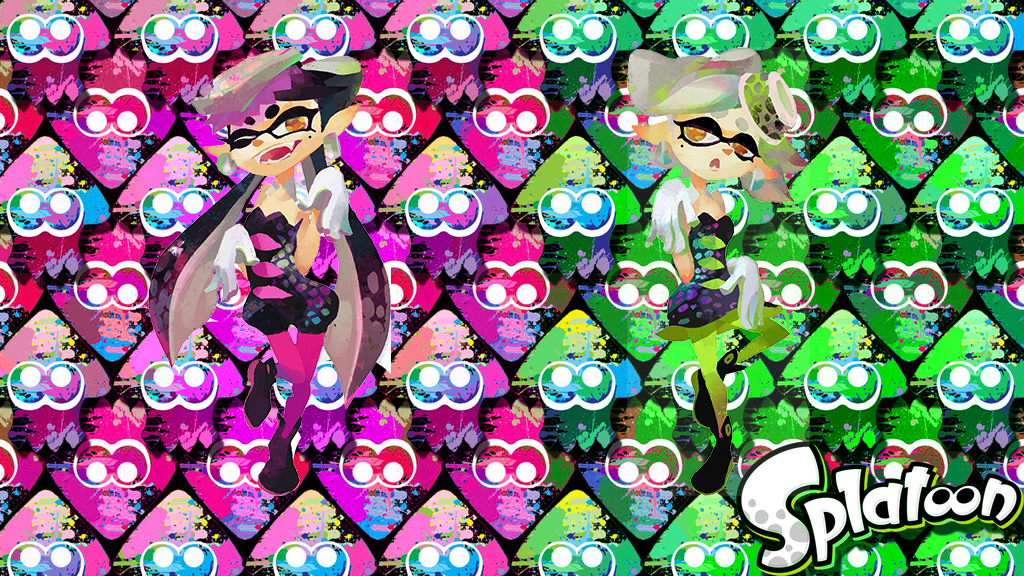 splatoon wallpaper by xxzicexx - photo #8