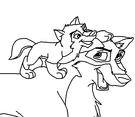 Balto Coloring Sheets | Coloring Pages