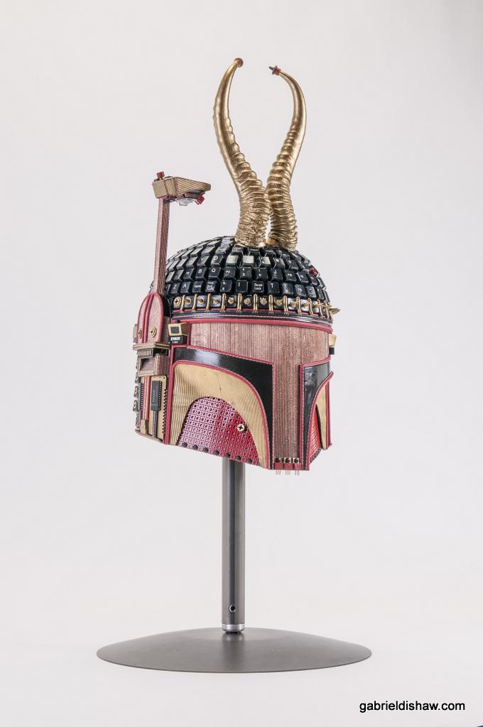 Boba Fett the Magnificent by gabrieldishaw