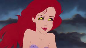 Kaa and Ariel: Ssssleeep, Little Mermmmaid...