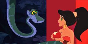 Kaa and Jasmine: The Magic Apple