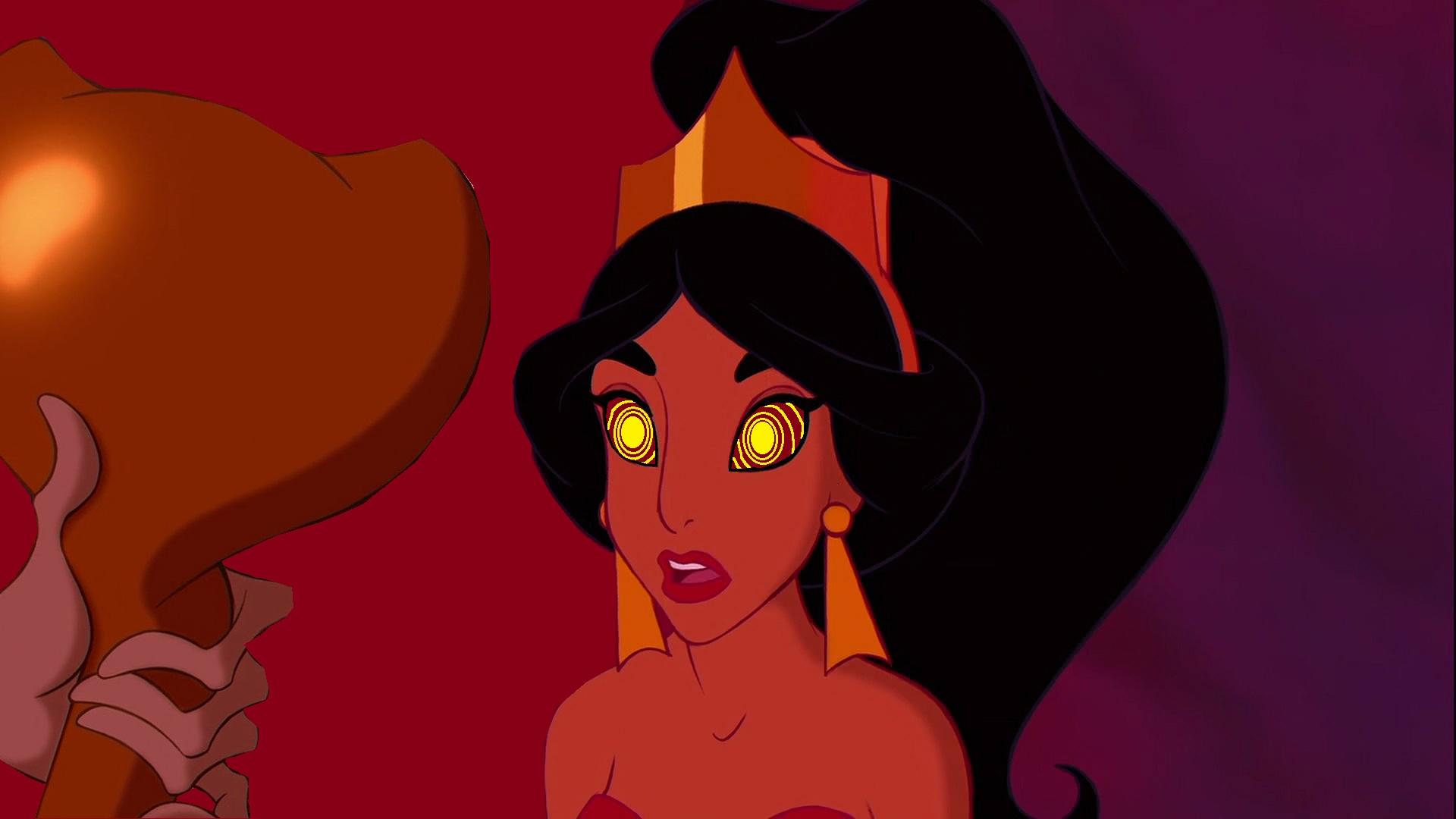 Red jasmine animated porn