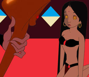 Slave Mari and Jafar: Look Into The Eyes