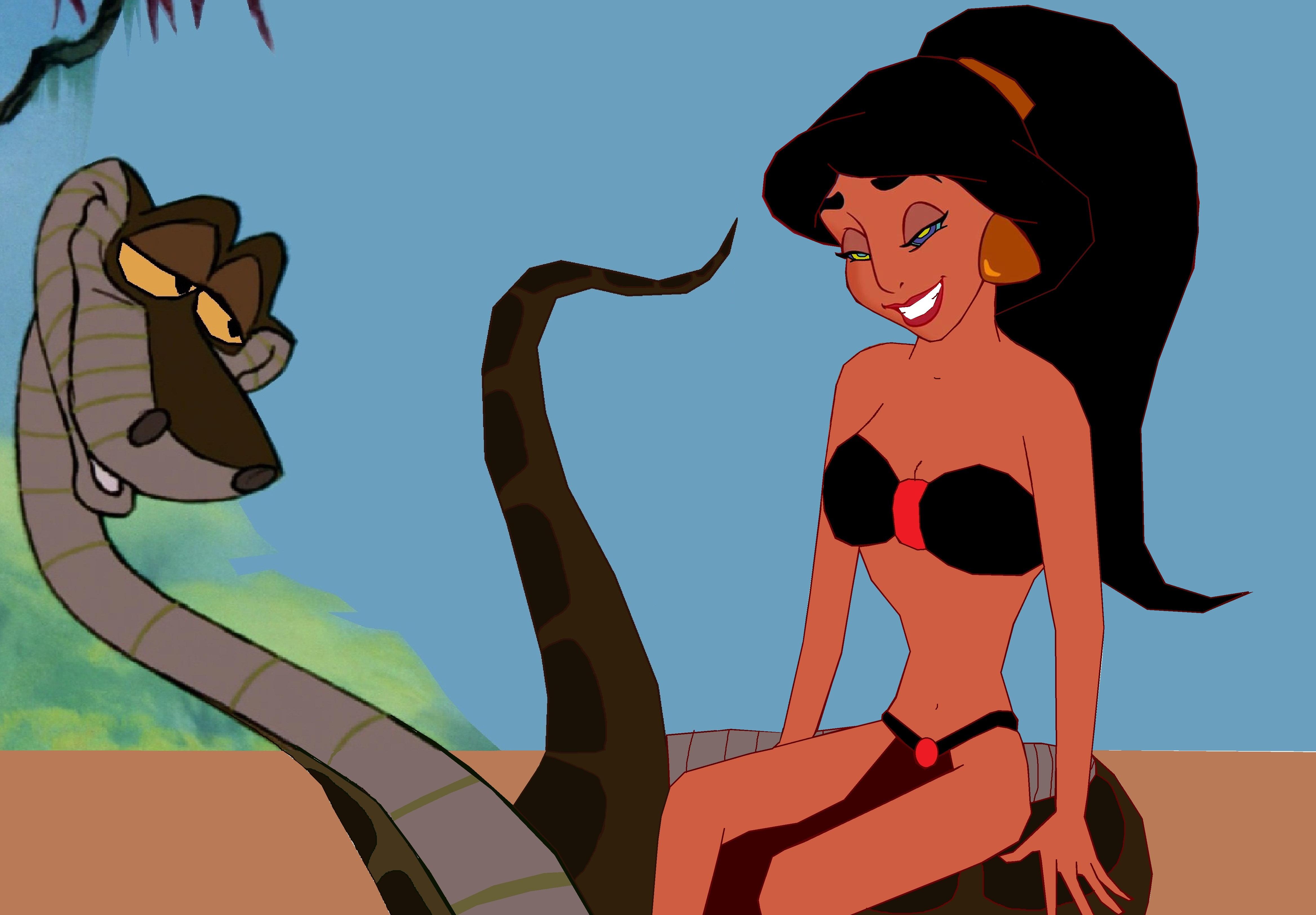 Kaa jasmine hypnotic sex slave