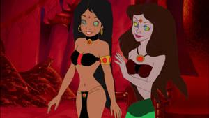 Mari and Agnita: Yes, Mistress, I Dance
