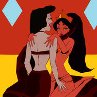 Slave Jasmine Hypnotized by Agnita by hypnotica2002
