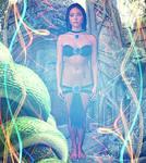 The Naga Sorcerer's Hypnotized Temple Slave