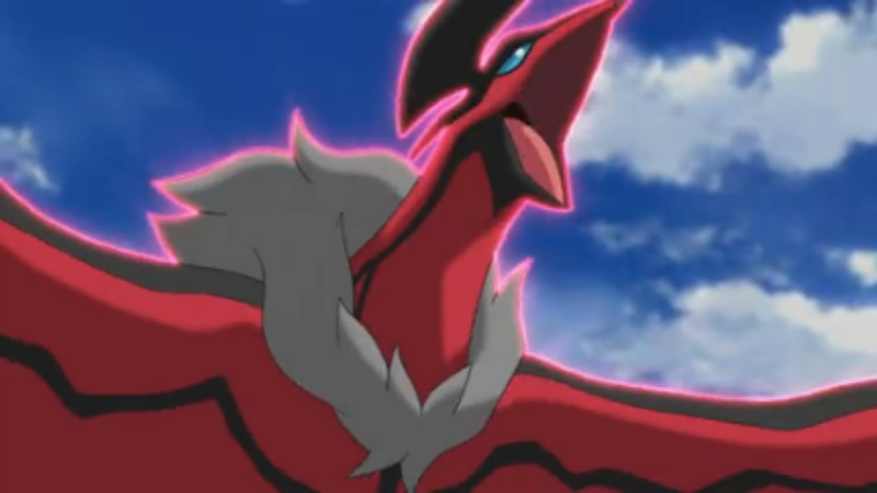 Yveltal And Lugia For Kids