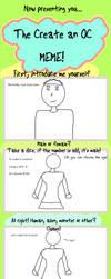OC Creation Meme by Agimat-Warrior713