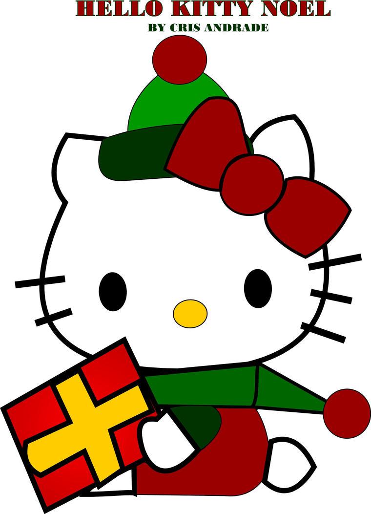 Hello kitty noel by crisandrade on deviantart - Hello kitty noel ...