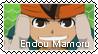 Endou Mamoru Stamp by BrunoProg64