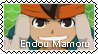 Endou Mamoru Stamp by BrunoProg64