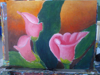 WIP - Comision - Flores by BrunoProg64