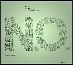 No means. . .