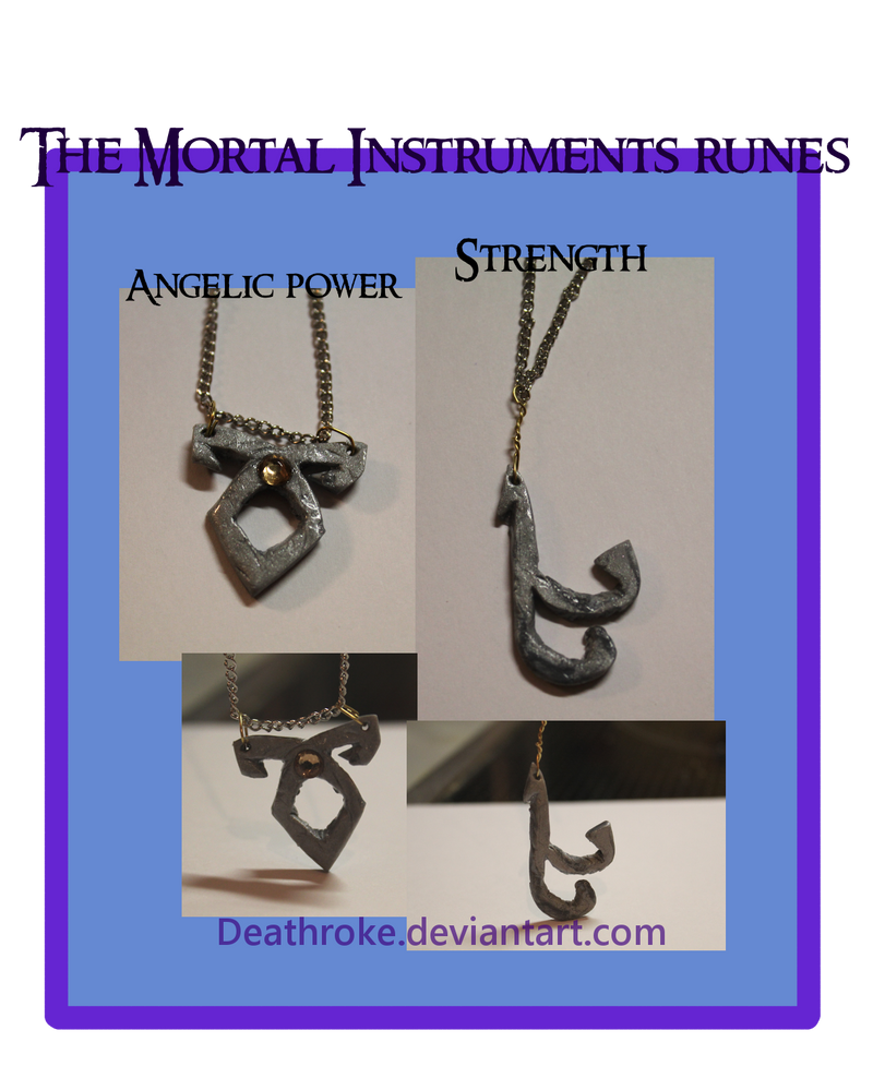 how to draw mortal instruments runes