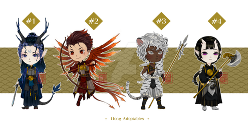 [CLOSED] Auction Adoptable #3