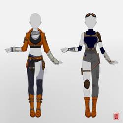 [COM] Mechanic Outfit