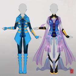 [COM] Princess Coral's Outfit