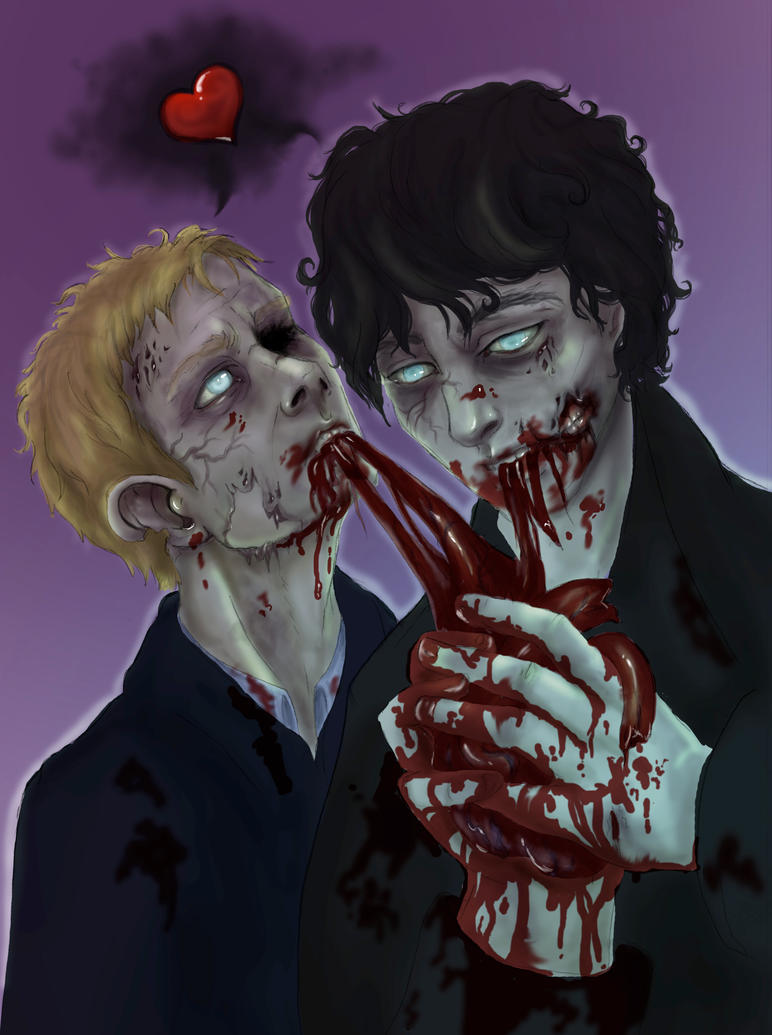 Zombielock by ChildOfPuck