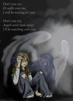 Don't You Cry by ChildOfPuck