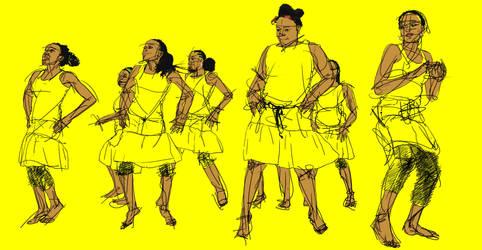 Dancers by Dak55