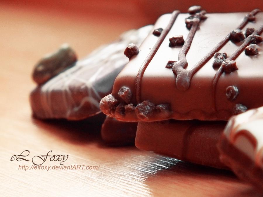 chocolates by eLFoxy