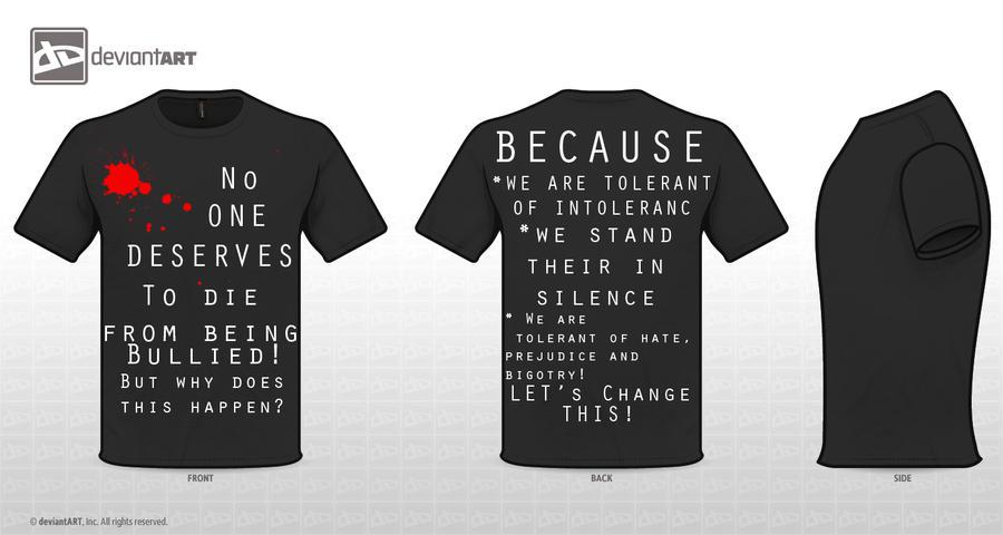 Tolerant of Intolerances by TheAspiringWriter