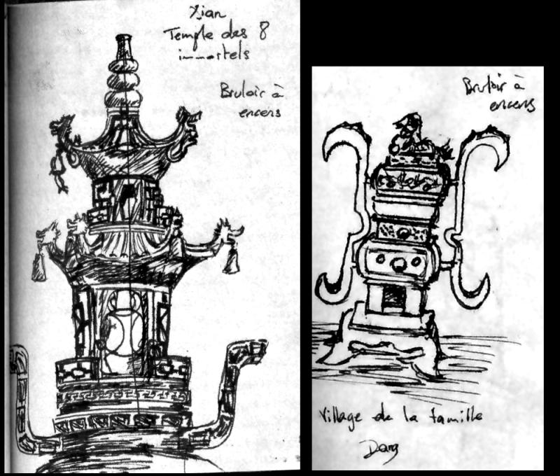 carnets de voyages - dessins et po u00e9sie