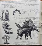 Study - Chris Bourassa / Darkest Dungeon #6
